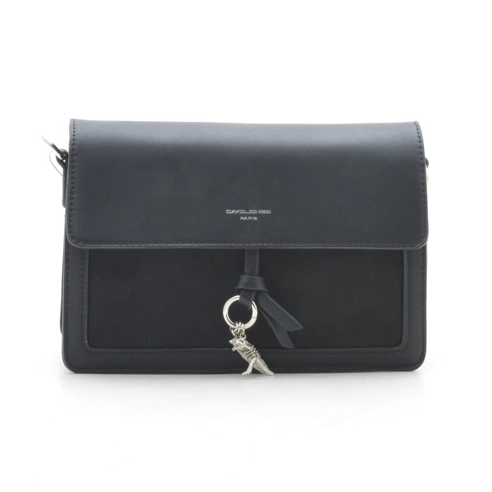 Geanta pt dame DAVID JONES TD008 BLACK