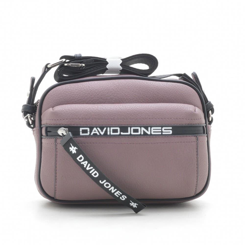 Клатч David Jones 6166-2T d. pink