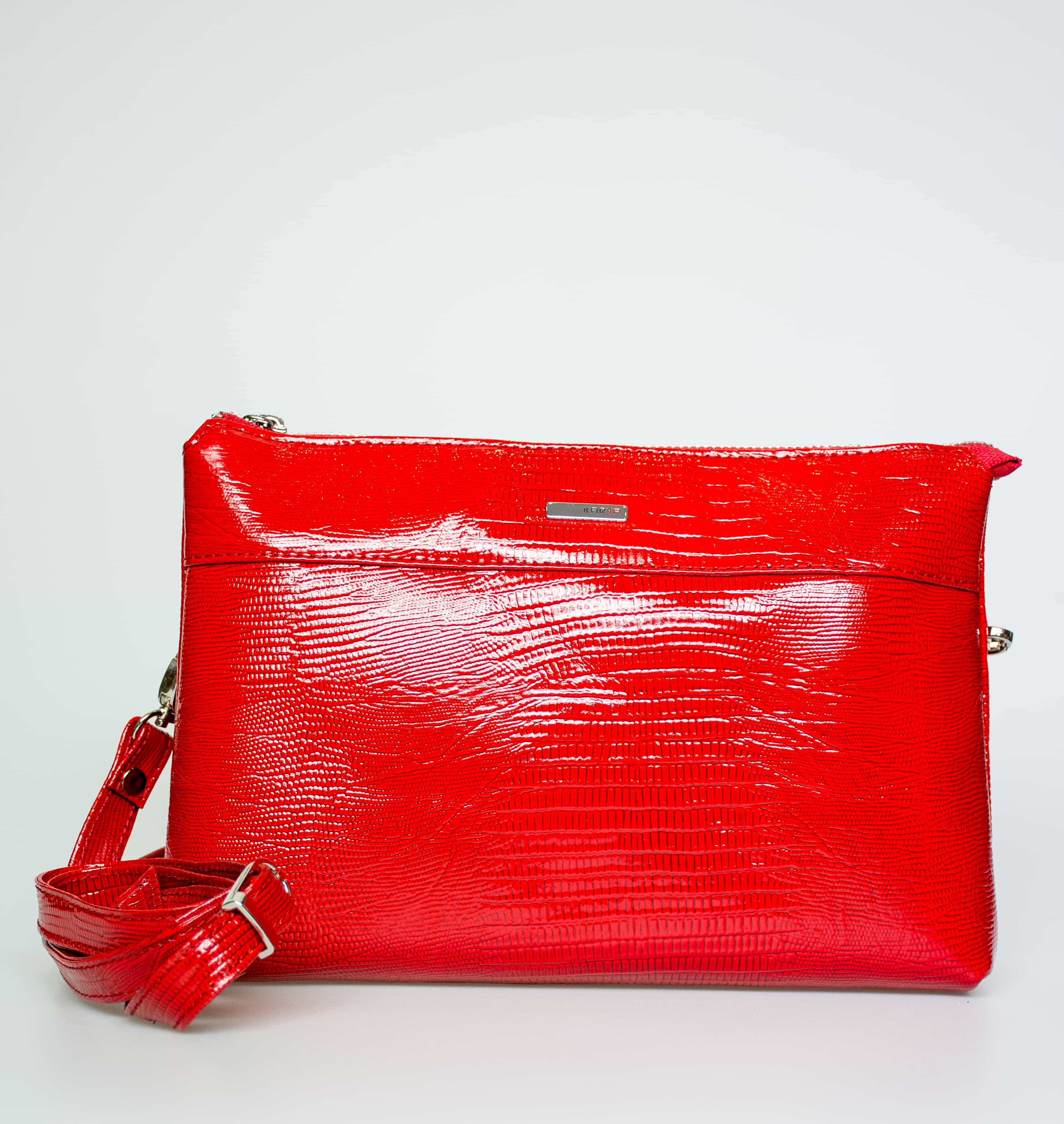 Женская кожаная сумка KARYA 0759-074
