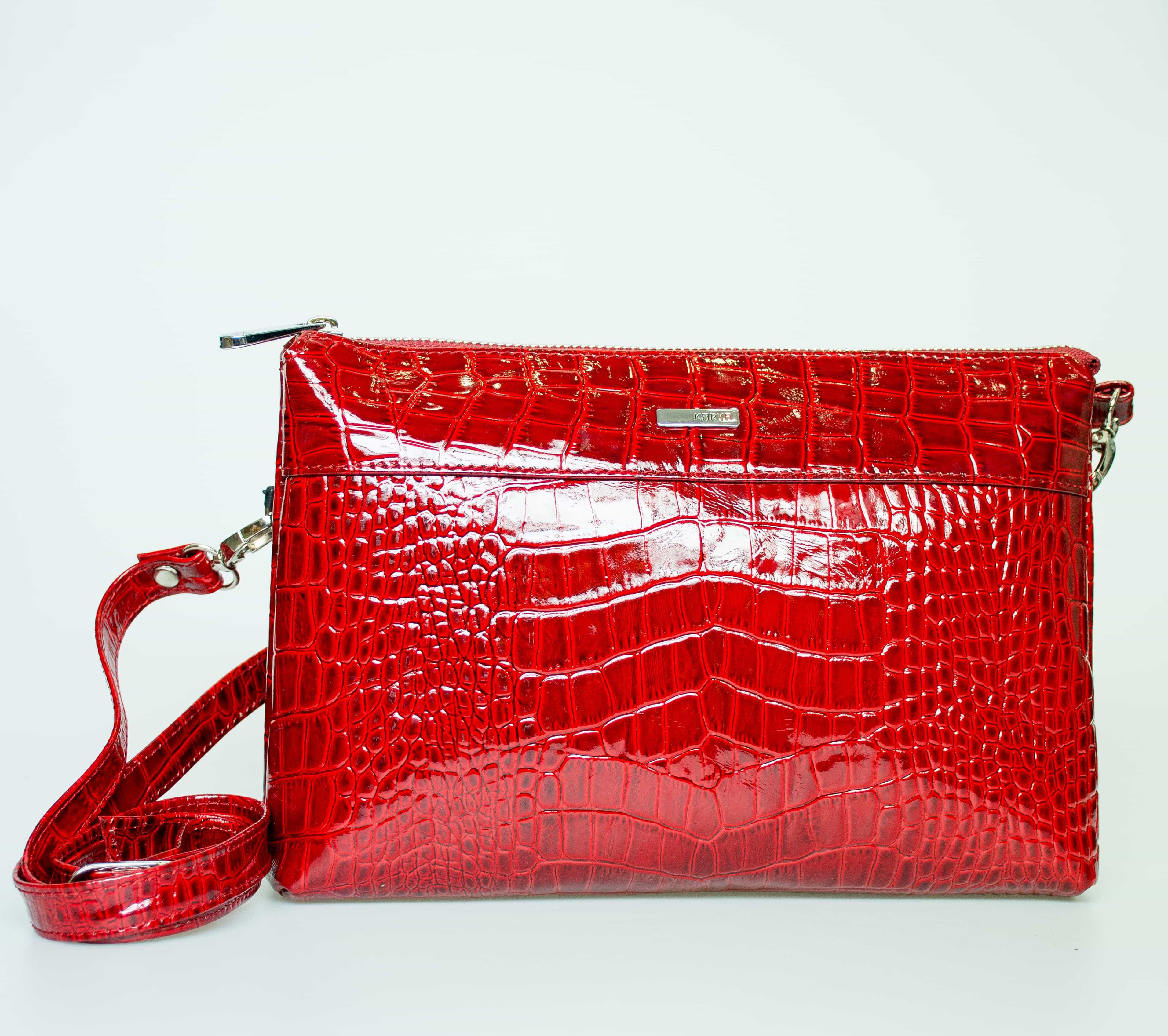 Женская кожаная сумка  KARYA 0759-08