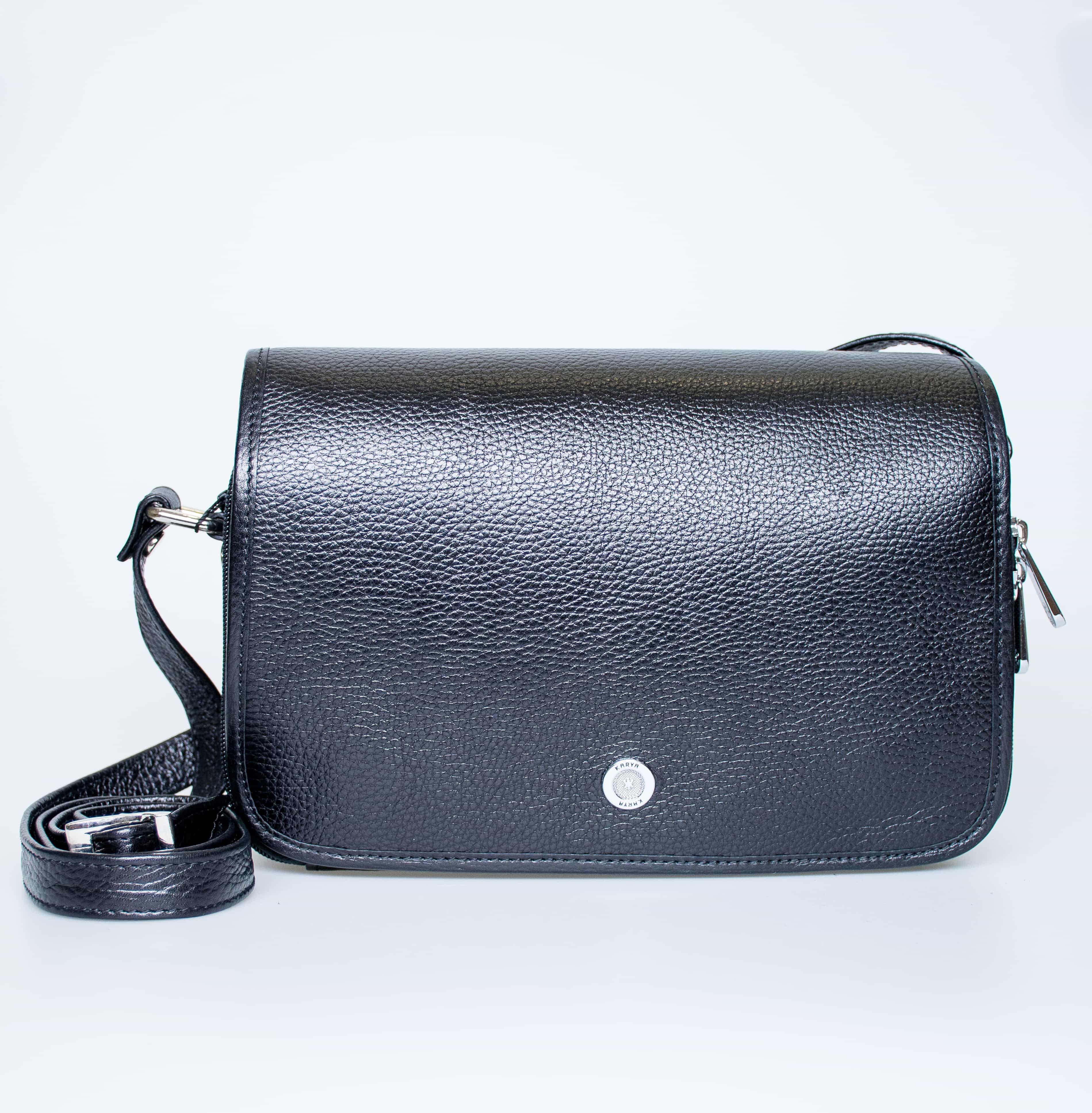 Женская сумка из натуральной кожи KARYA 0770-45