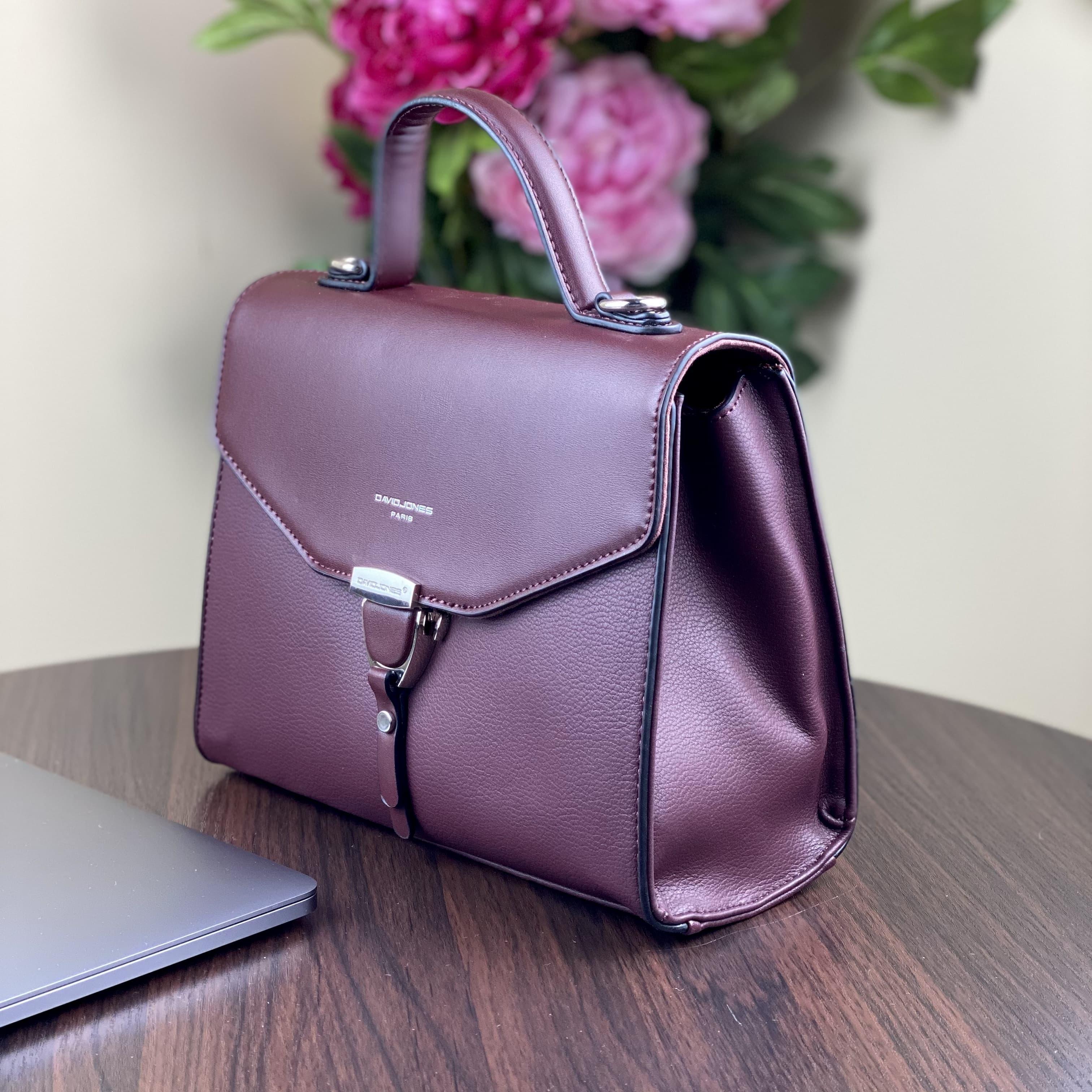 Женская сумочка David Jones TD014 D.Bordeaux