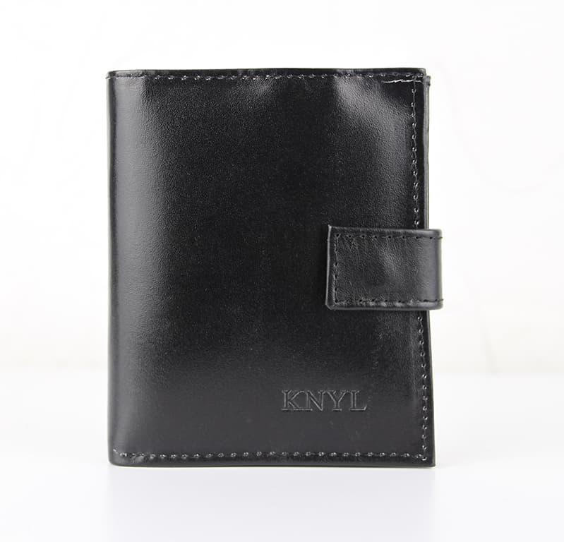 Мужской кошелек из натуральной кожи.CE1135