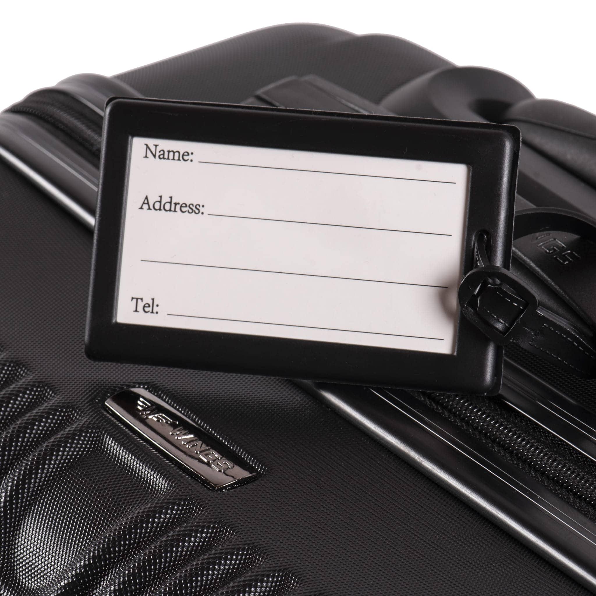 Eticheta pt bagaje WINGS