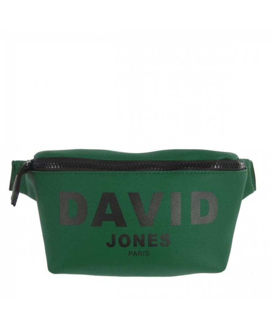Geanta pt  dame pe talie DAVID JONES 6156-1T D.GREEN