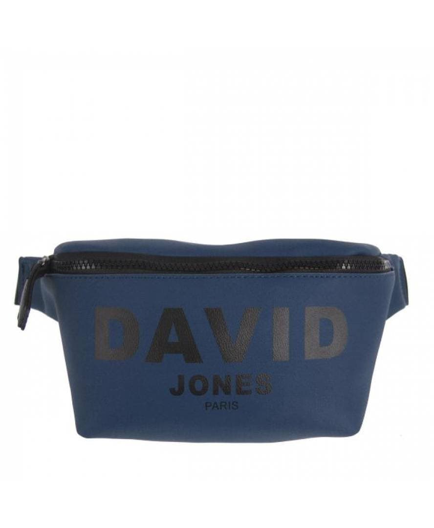 Geanta pt  dame pe talie DAVID JONES 6156-1T BLUE