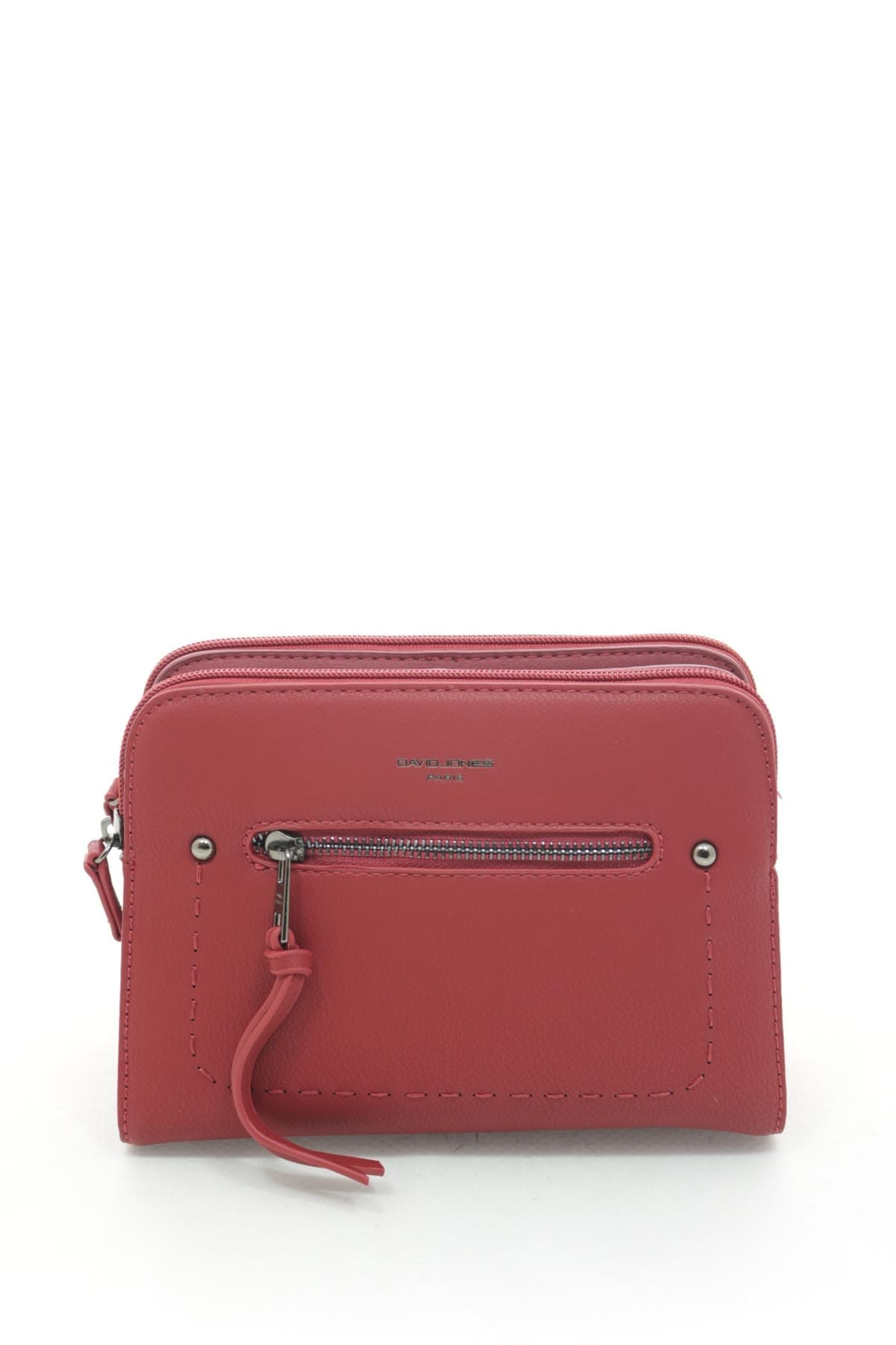 Geanta pt dame David Jones CM5386T DARK RED