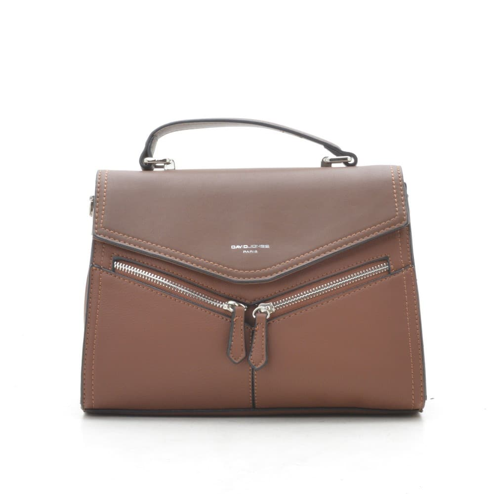 Geanta pt dame DAVID JONES TD011 BROWN