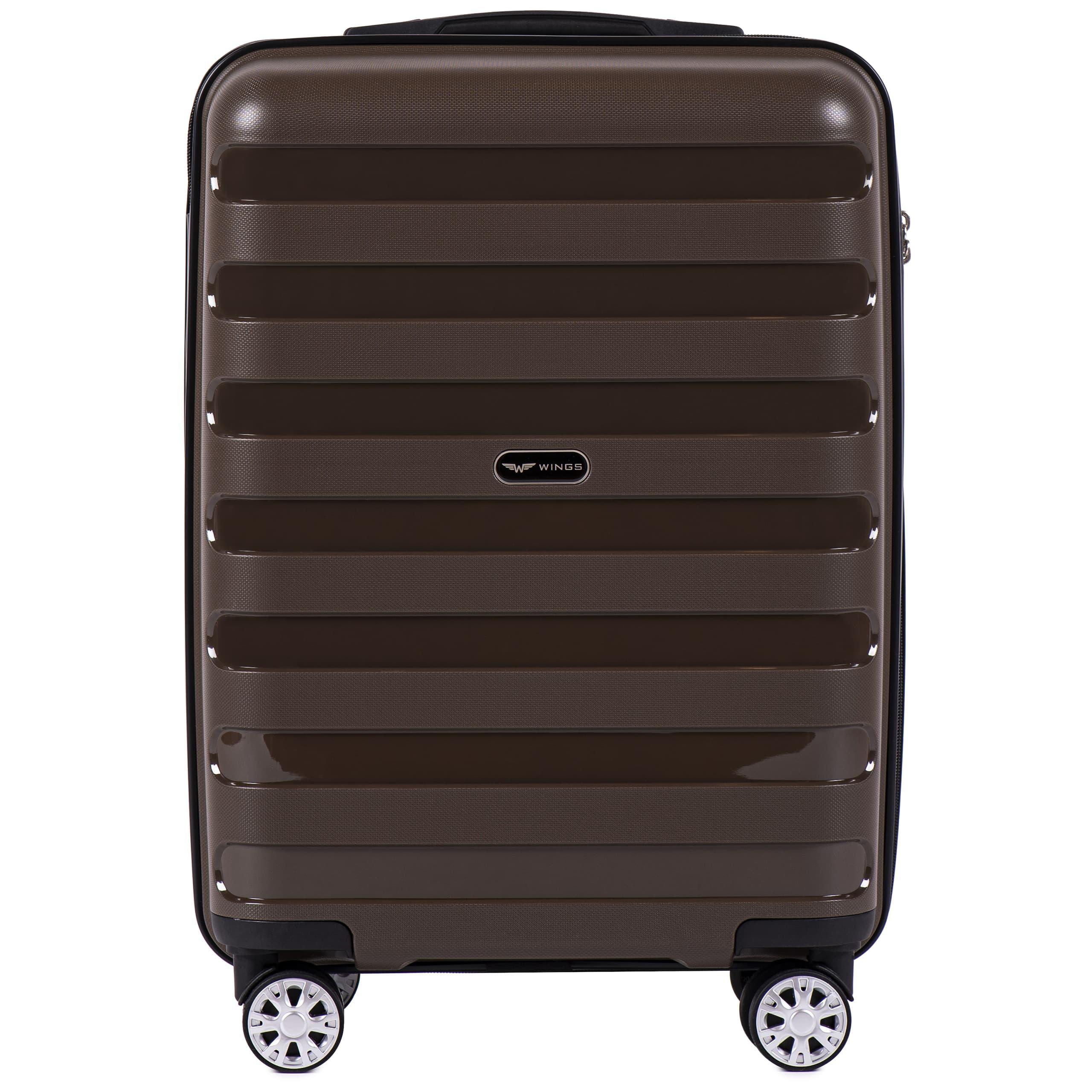 Маленький чемодан для ручной клади WINGS Prime S PP-07 Cooper! ДЛЯ 7-10 кг!