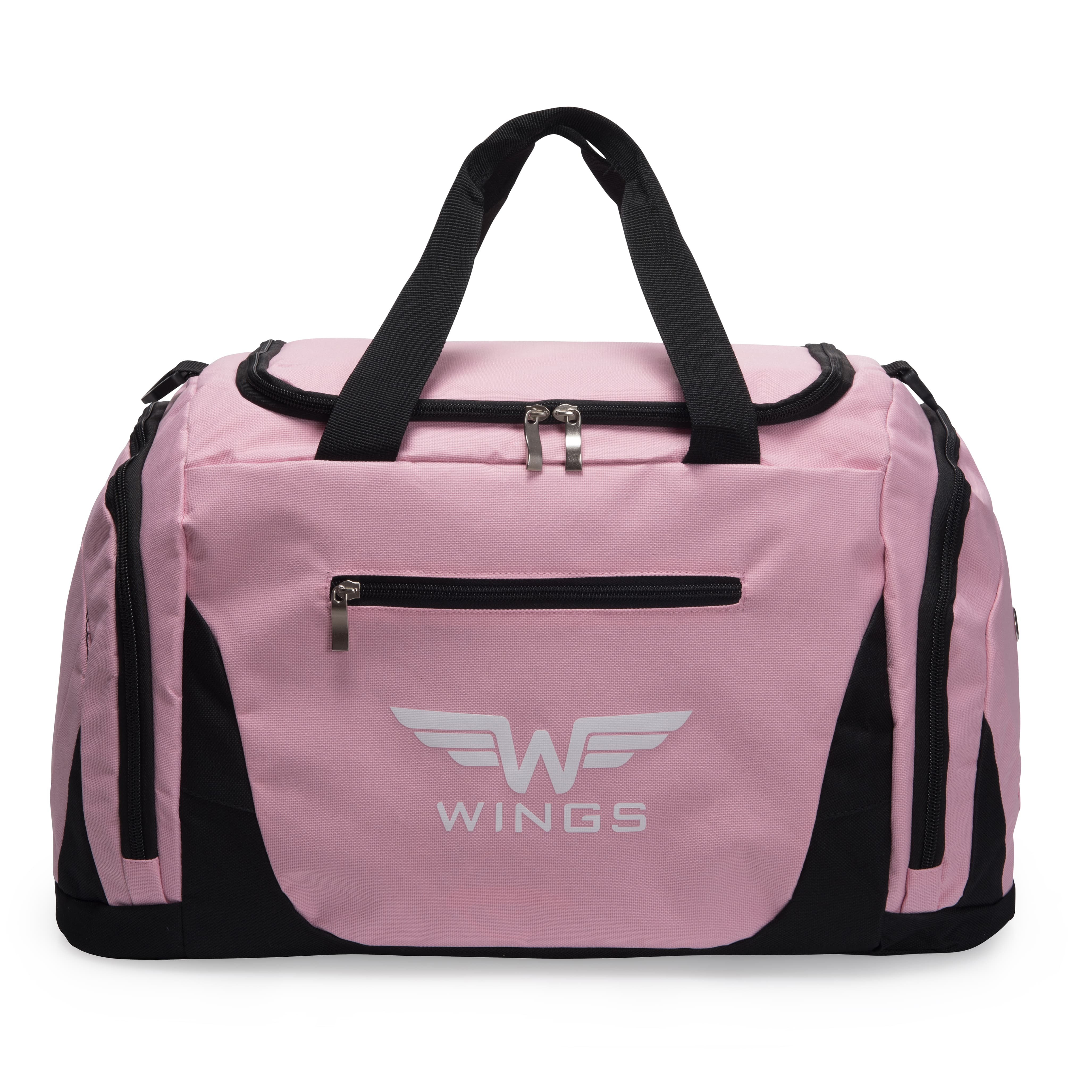 Дорожная сумка маленькая WINGS TB1005 S PINK