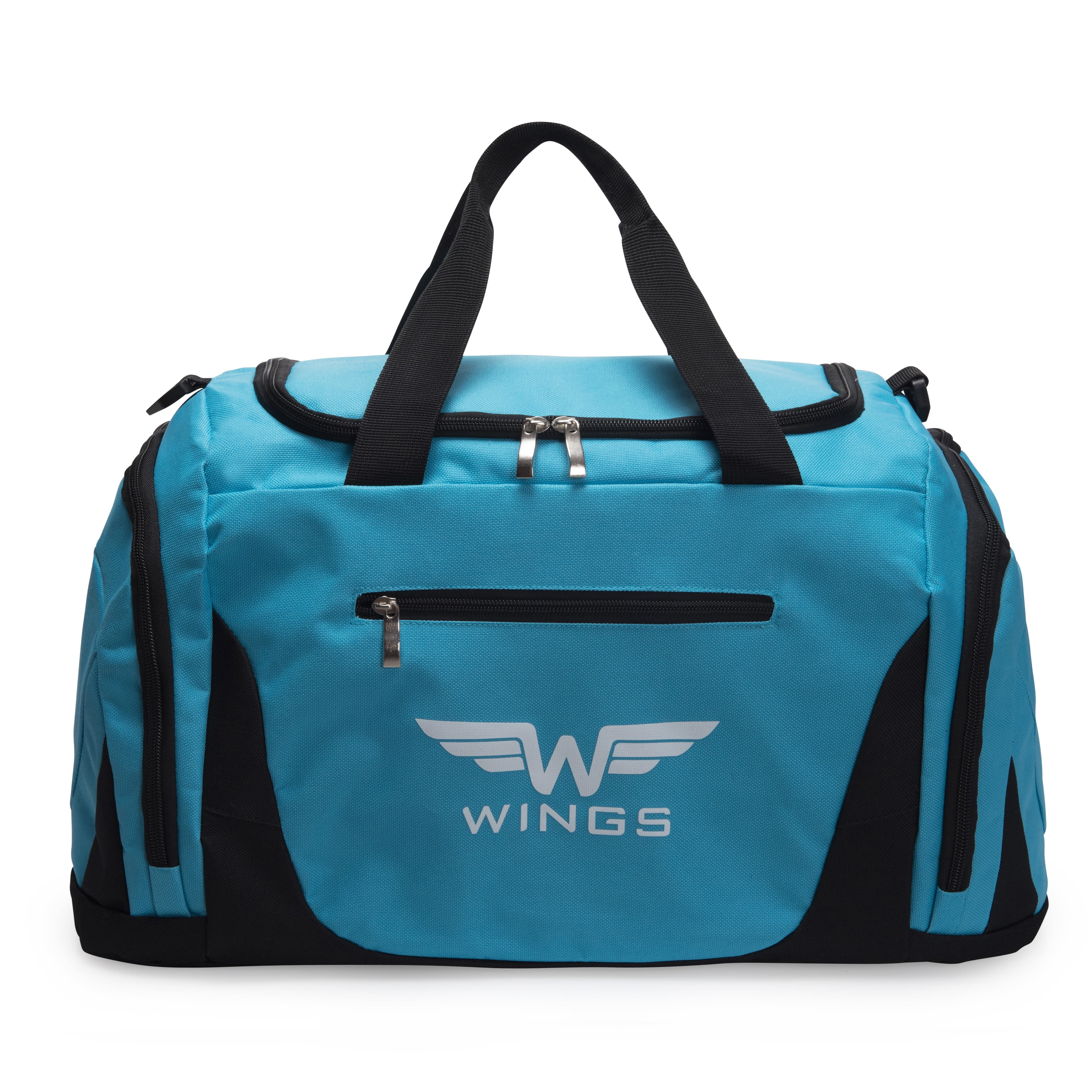 Дорожная сумка маленькая WINGS TB1005 S CYAN