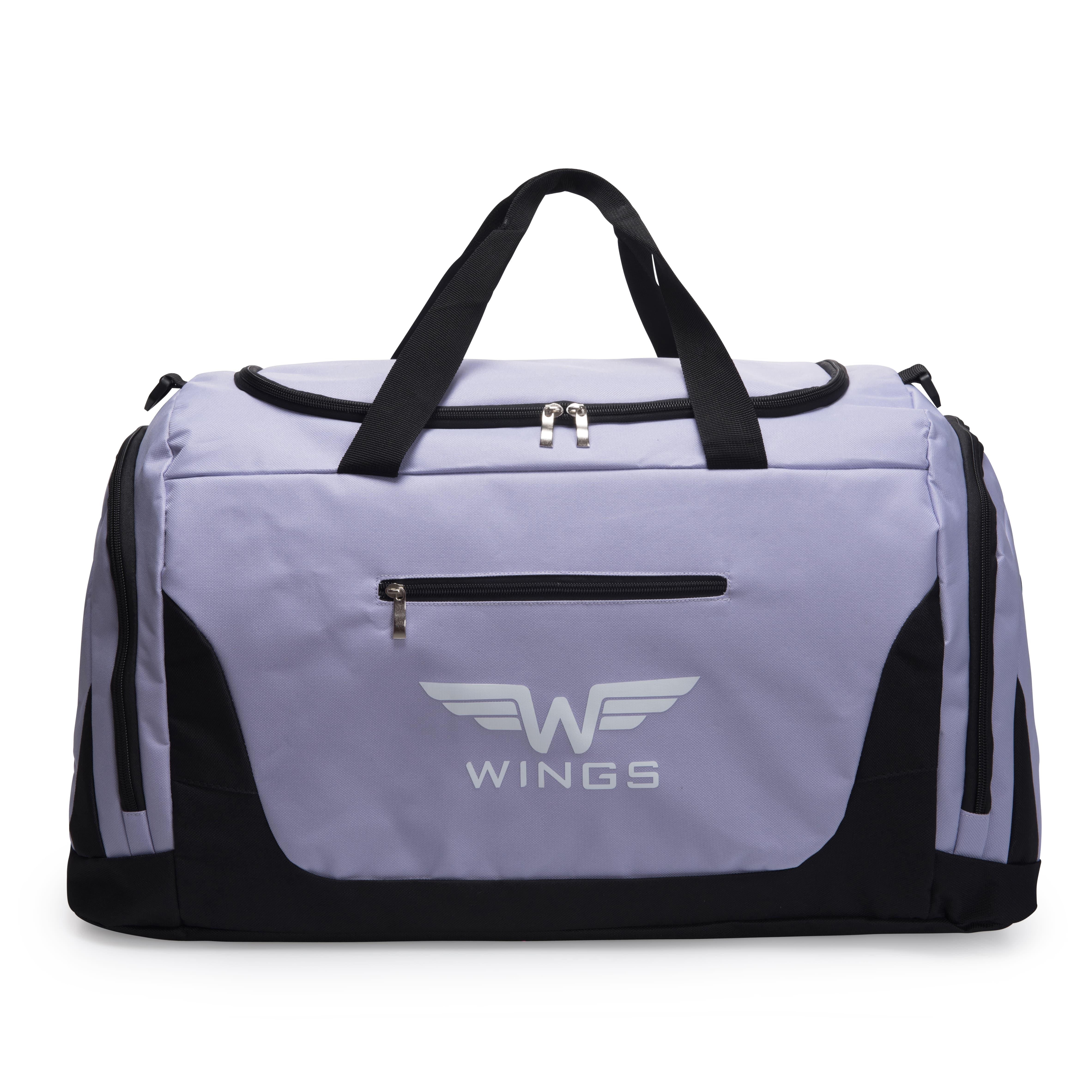 Дорожная сумка средная WINGS TB1005 M Purple