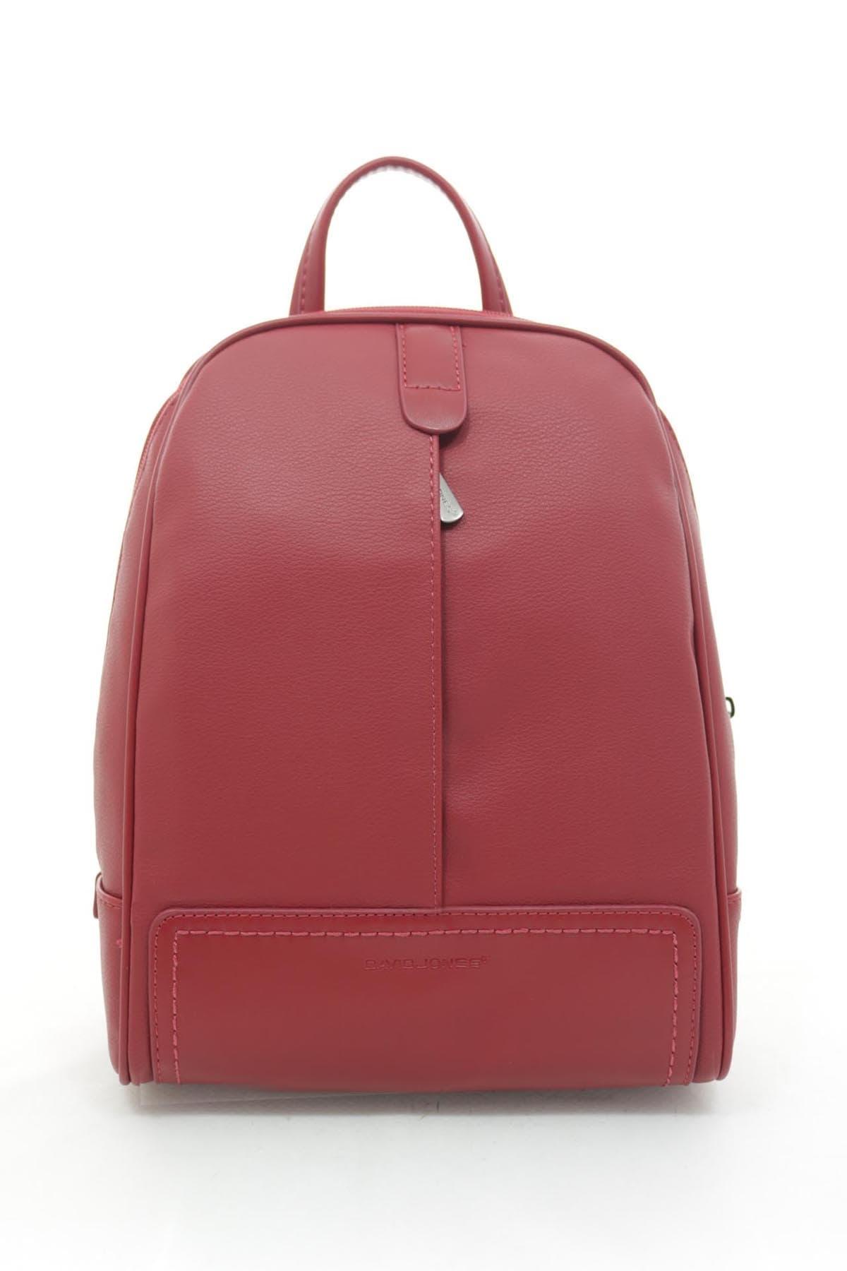 Женский рюкзак David Jones CM5433 D.RED