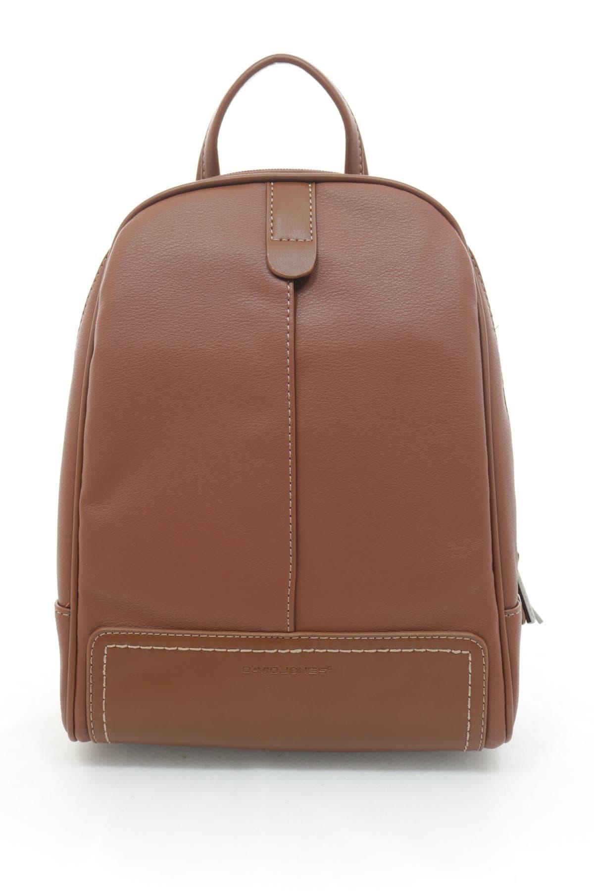 Женский рюкзак David Jones CM5433 BROWN