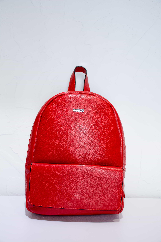 Рюкзак для женщин из натуральной кожи KARYA. 0741-46