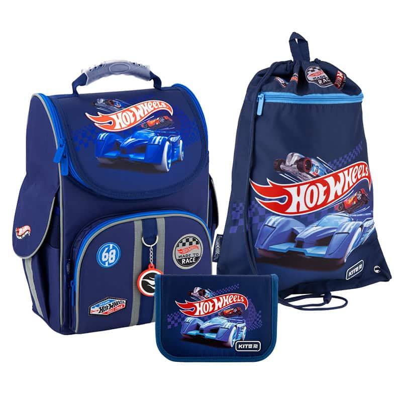 Школьный набор Kite.Ортопедический рюкзак пенал сумка SET_HW20-501S-2