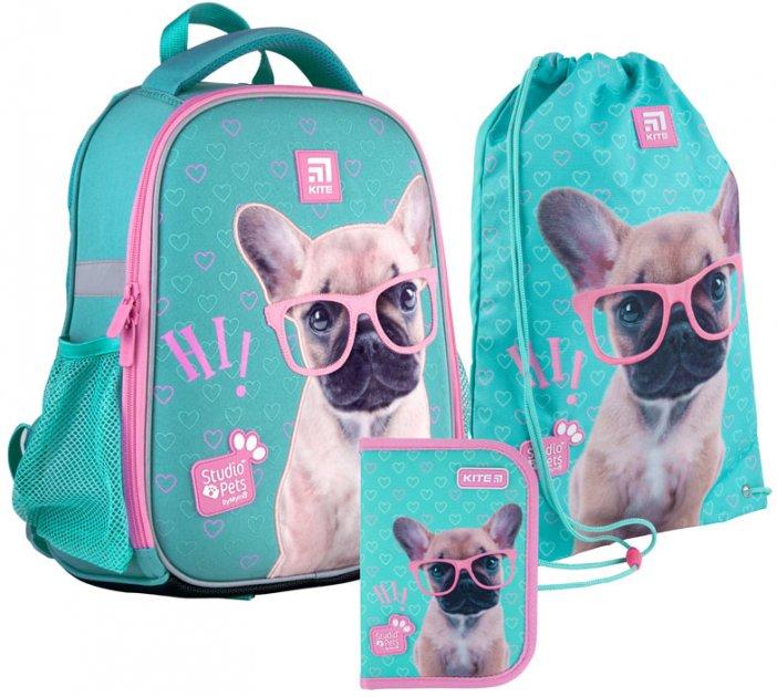 Школьный набор Kite  рюкзак пенал сумка SET_SP21-555S