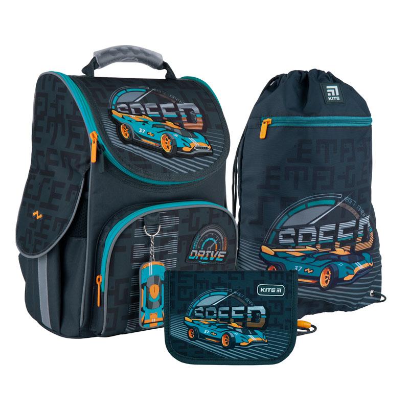 Школьный набор Kite  рюкзак, пенал, сумка SET_K21-501S-1