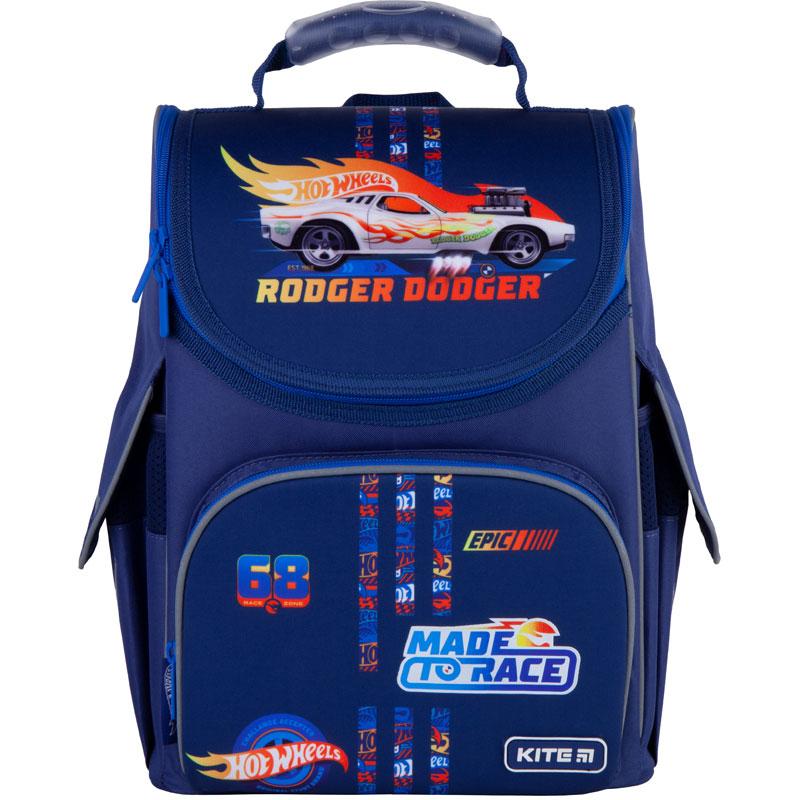 Рюкзак школьный каркасный Kite Education  HW21-501S