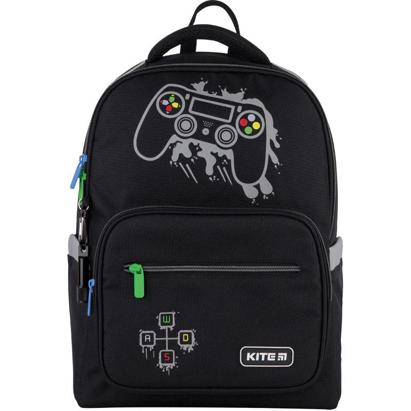 Школьный ортопедический рюкзак Kite Education Gamer K21-770M-1