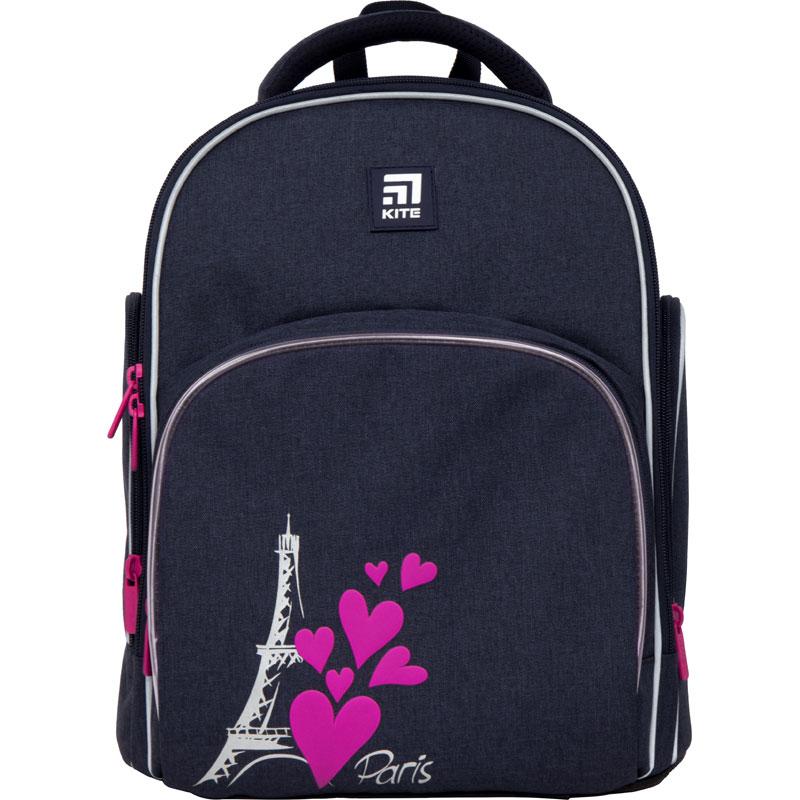 Школьный рюкзак Kite Education Love in Paris K21-706S-3 (LED)