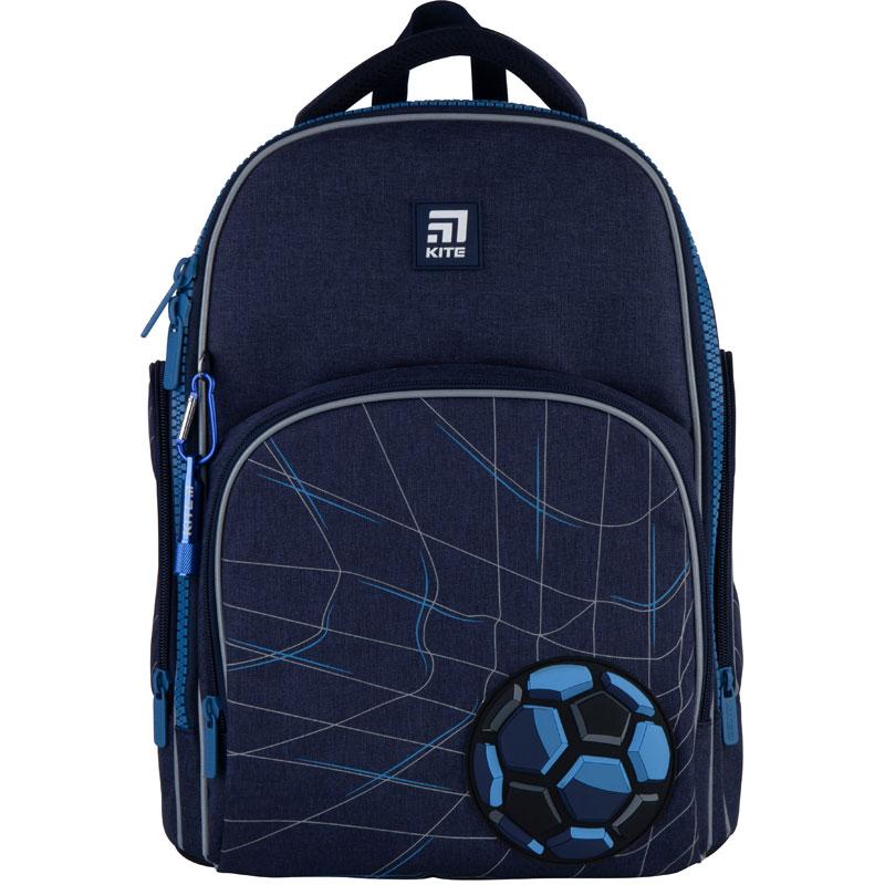 Школьный рюкзак Kite Education Football pitch K21-706M-3
