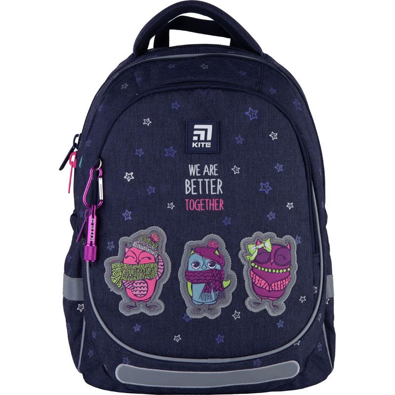 Школьный рюкзак Kite Education Better together K21-700M-2
