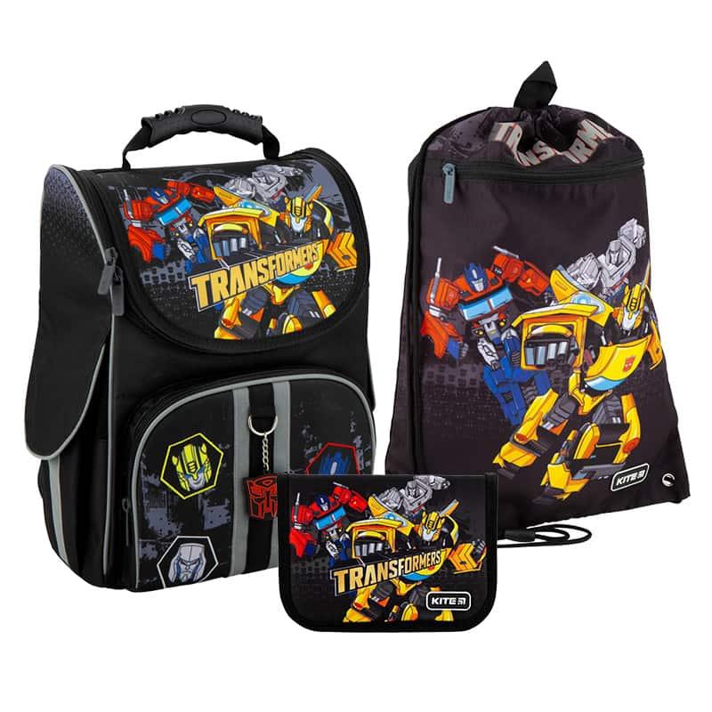 Школьный набор Kite.Ортопедический рюкзак пенал сумка SET_TF20-501S-1