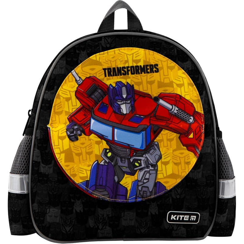 Ghiozdan prescolar Kite Kids Transformers TF19-557XS