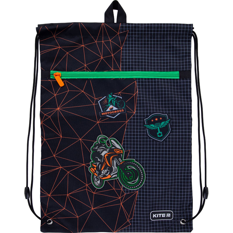 Сумка для обуви с карманом Kite Education  K21-601M-2