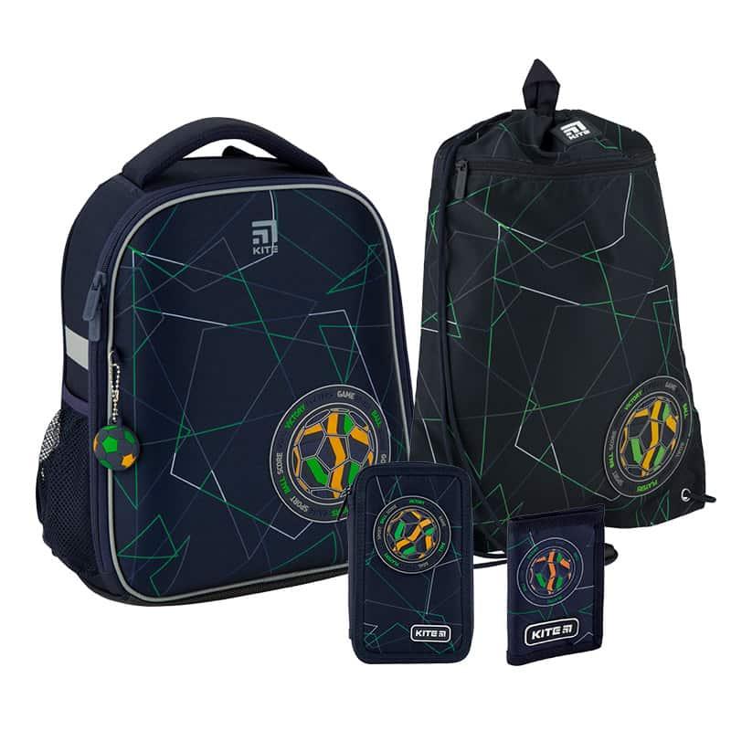 Школьный набор Kite  рюкзак пенал сумка SET_K20-555S-2